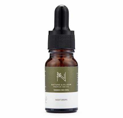1000mg CBD Oil Night Drops