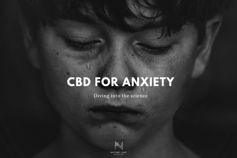 CBD for Anxiety: Diving Into The Science