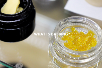 Cannabis concentrates for dabbing