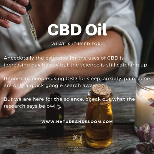 The uses of CBD Oil