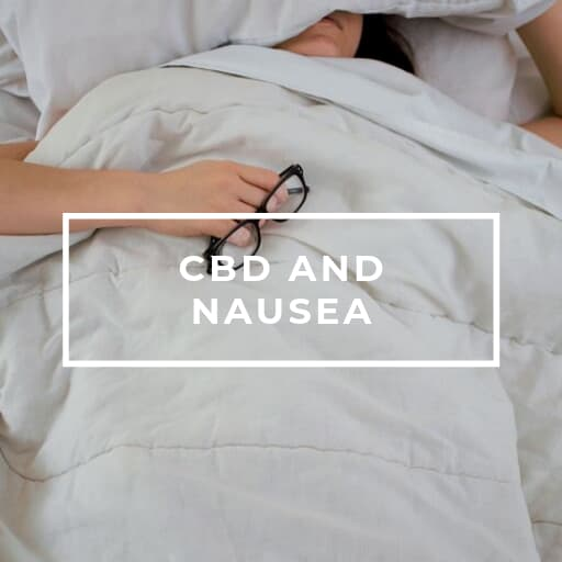 CBD Oil and Nausea