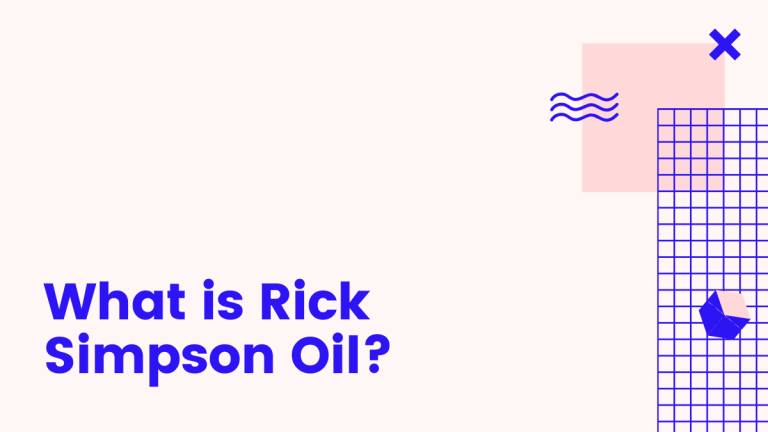 What Is Rick Simpson Oil & How Do You Make It?