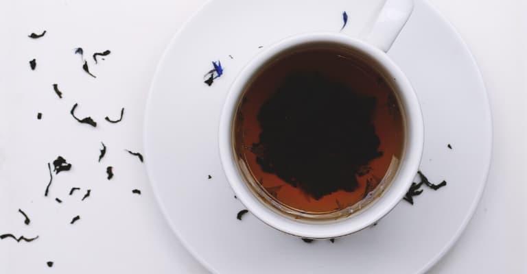 CBD Tea loose hemp