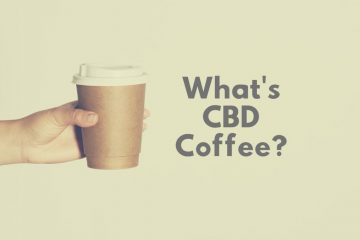 Adding CBD to Coffee