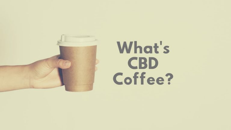 What Is CBD Coffee? Why Hemp & Caffeine Mix Well